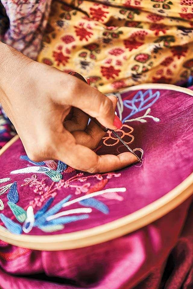 Rajasthan creative designs Anita Dongre