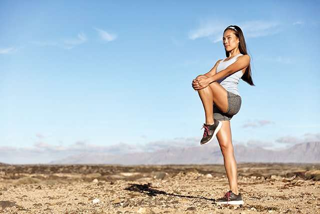 Work out your fitness regime
