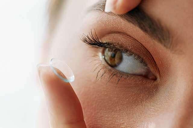 Contact lens protocol