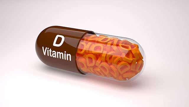 Vitamin D Tablet