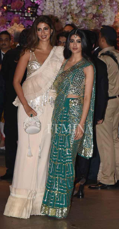 Shweta Bachchan-Nanda with daugther Navya Naveli