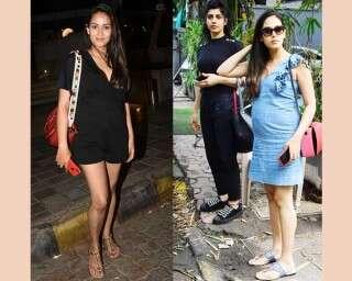 Mira Kapoor's pregnancy style decoded