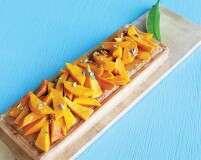 Recipe: Mango meter tart