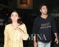 Ranbir Kapoor and Alia Bhatt's photos that make us go aww!