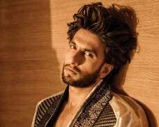 Watch the making of Ranveer Singh's cover shoot