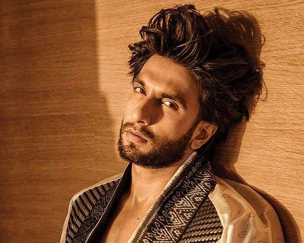 Watch the making of Ranveer Singh's cover shoot