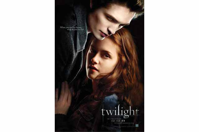 The Twilight Saga movie about young love and raw sexual tension for better sex