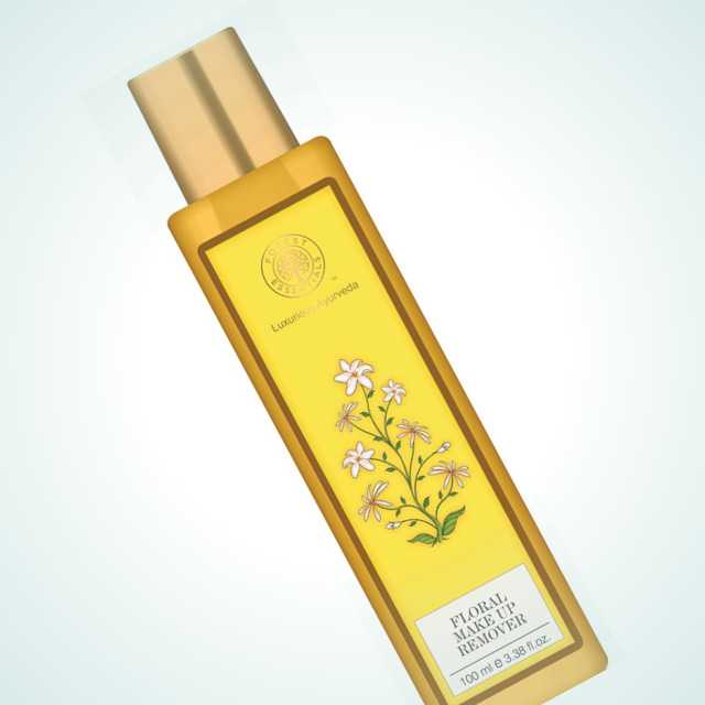 Forest Essentials Floral Make Up Remover Oil