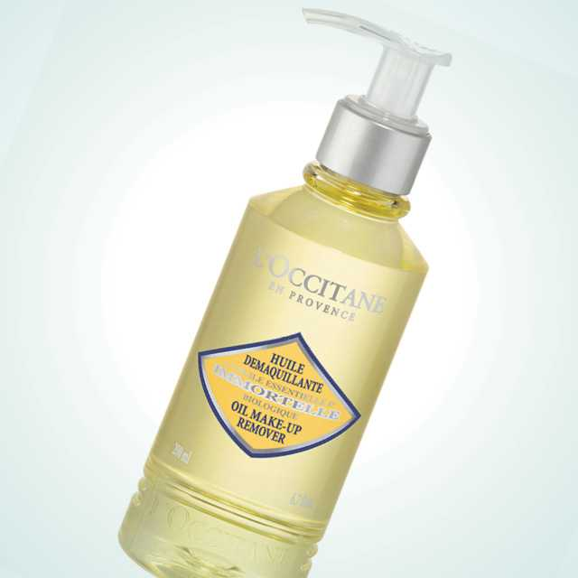 L'Occitane en Provence Immortelle Oil Make-up Remover