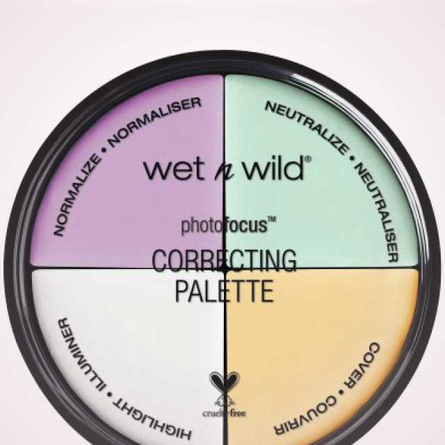 Wet n Wild Photo Focus Correcting Palette