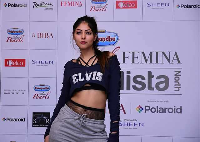 All the action from Day 2 of Femina Stylista North 2018