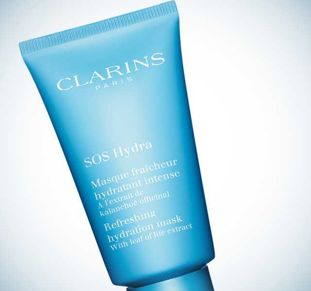 Clarins SOS Hydra Refreshing Hydrating Mask