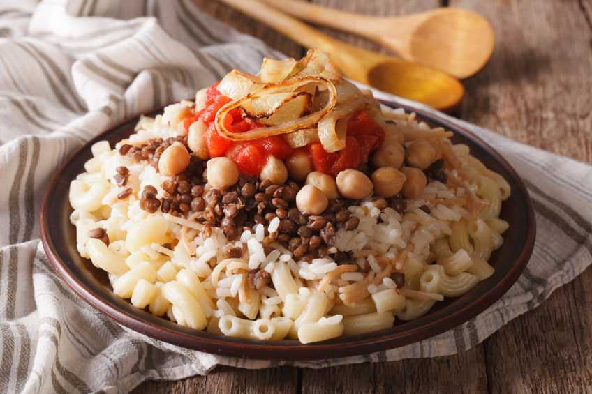 Kushari-from-Egypt