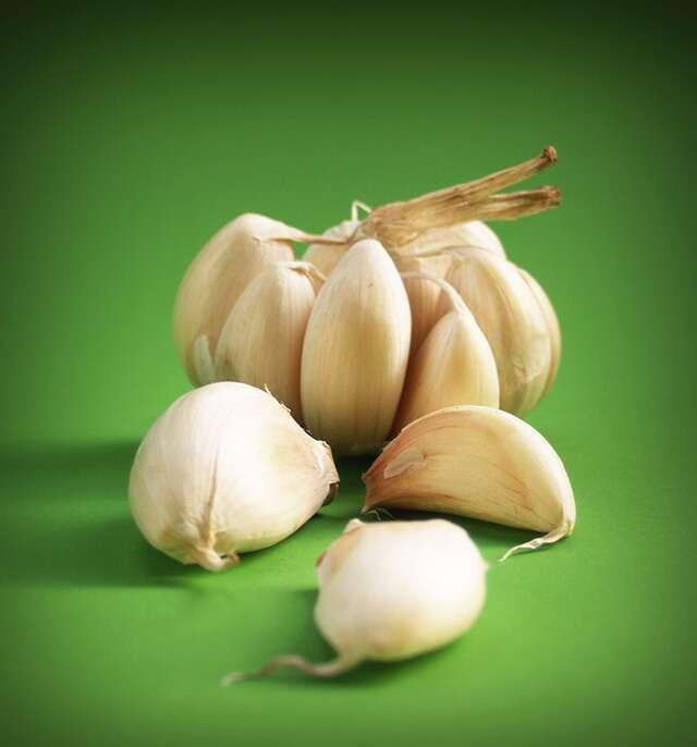 garlic Acne Problem Bridal