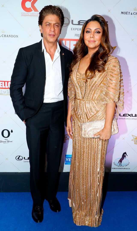 Shah-Rukh-Khan-&-Gauri-Khan