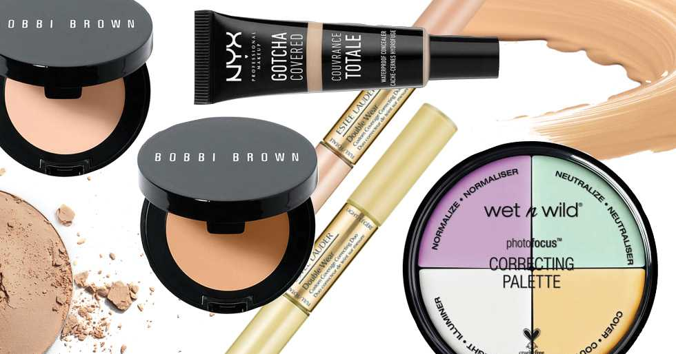 The best concealers to use