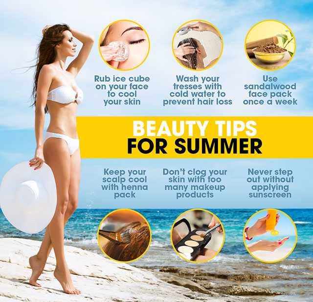 Summer beauty guide