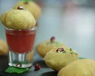 Recipe: Mexican Pani Puri
