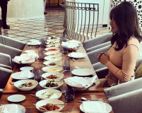 Eat sensibly at a buffet like Priyanka Chopra