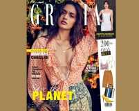 Miss World Manushi Chhillar graces Grazia India cover