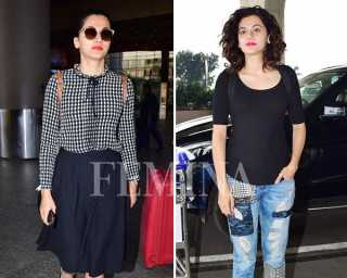 Check out Taapsee Pannu's versatile style files