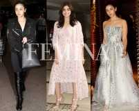 Alia Bhatt's style from day to night
