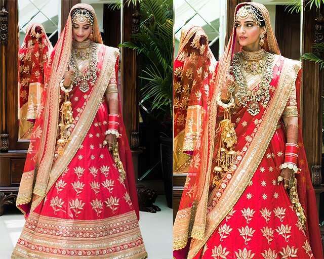 Sonam Wedding Dress