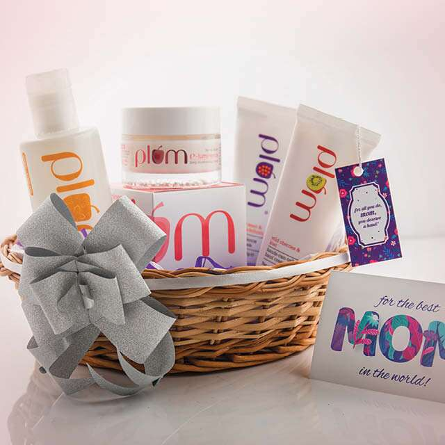 Plum Mother's Day Hamper