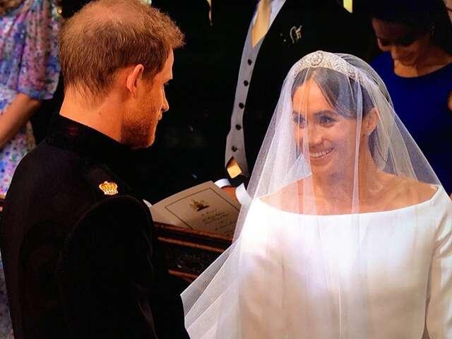 MeghanHarry Royal Wedding