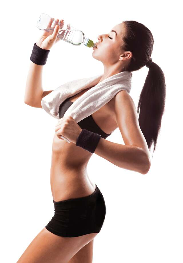 Drinking water during a workout makes you sick