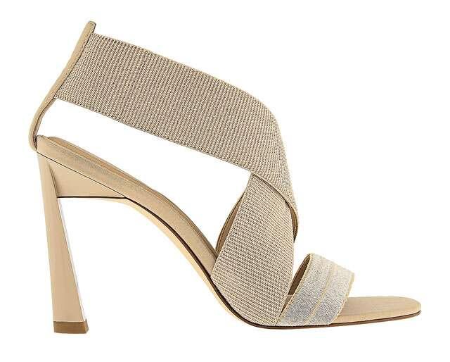 Elastic heels, Rs5,999, Charles & Keith