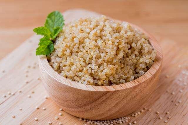 Chamomile quinoa