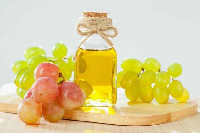 G for Grapeseed oil