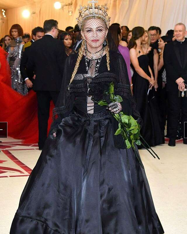 Madonna in Jean Paul Gaultier