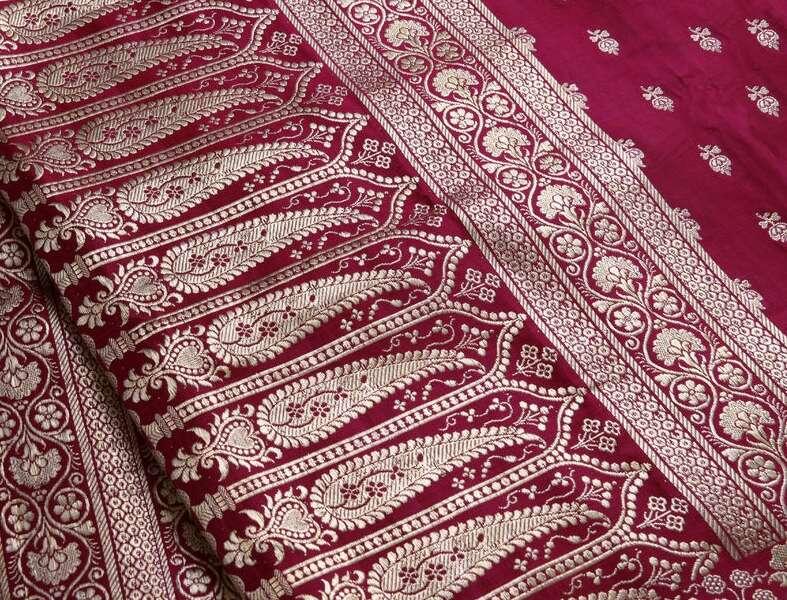 Saree-textile trail-New Delhi