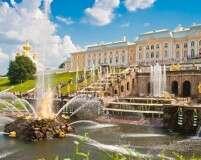 Take a tour through St Petersburg, Russia