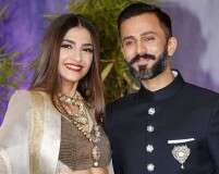 Sonam Kapoor and Anand Ahuja's reception party photos
