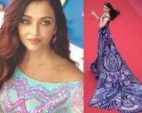 Aishwarya Rai Bachchan walks the Cannes red carpet