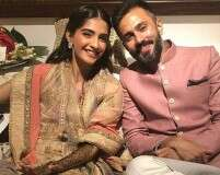 All photos from Sonam Kapoor's mehendi ceremony