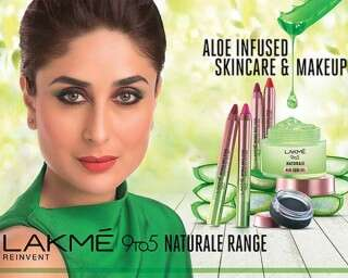 Stay city bright with Lakmé 9to5 Naturale