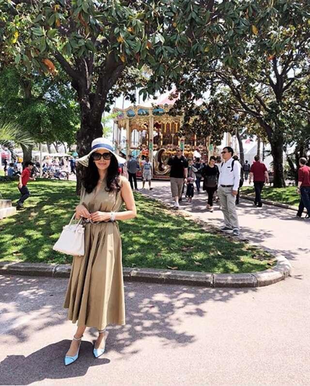Mallika Sherawat at Cannes 2018