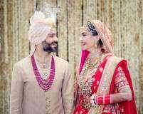 Sonam Kapoor and Anand Ahuja's dreamy wedding photos