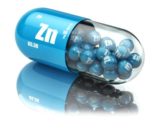 Z for zinc