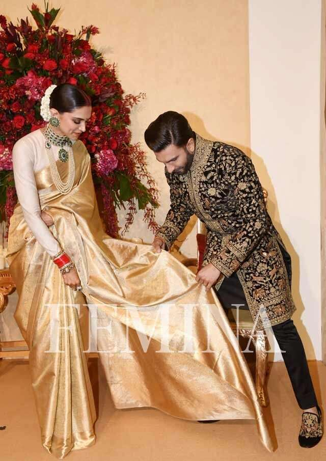 DeepVeer Wedding reception