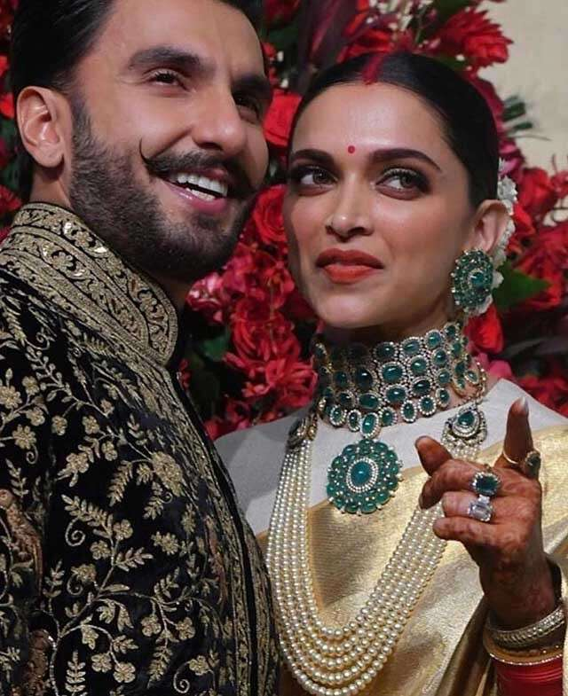 Deepika Padukone's bridal jewellery goals | Femina.in