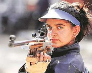 Interesting facts about shooter Anjum Moudgil