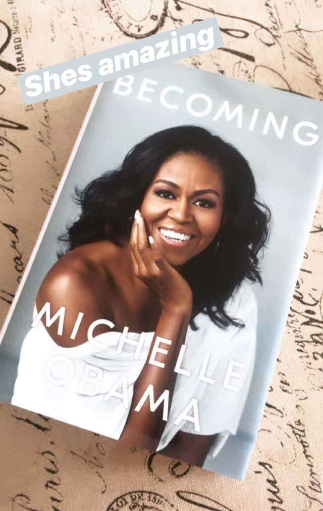eating wasps and becoming michele obama