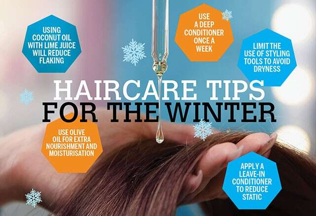 Haircare Tips For The Winter Femina In