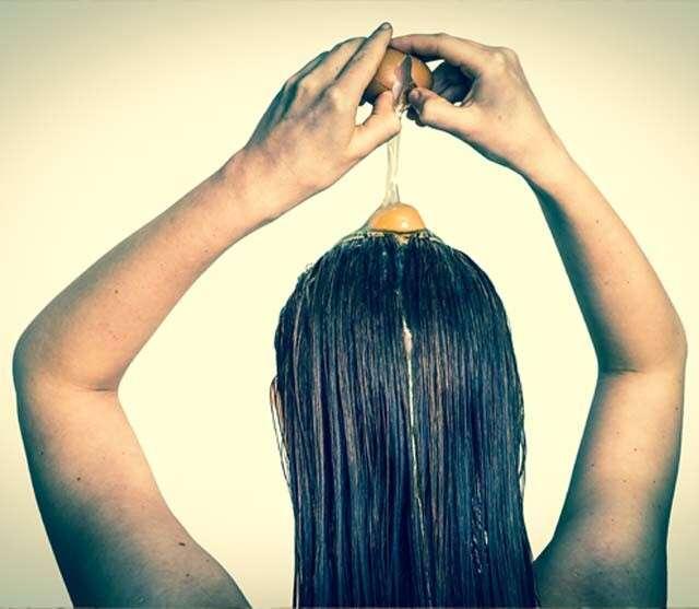 Homemade Hair Care Tips : Eggs for Overall Hair Health