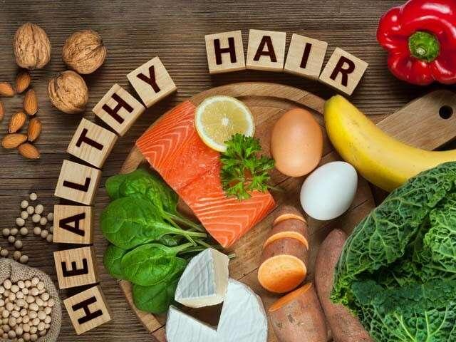 Homemade Hair Care Tips : Follow Diet For Healthy Hair